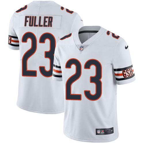 Nike Bears #23 Kyle Fuller White Youth Stitched NFL Vapor Untouchable Limited Jersey