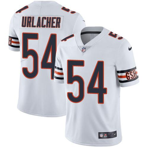 Nike Bears #54 Brian Urlacher White Youth Stitched NFL Vapor Untouchable Limited Jersey