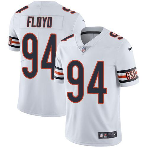 Nike Bears #94 Leonard Floyd White Youth Stitched NFL Vapor Untouchable Limited Jersey