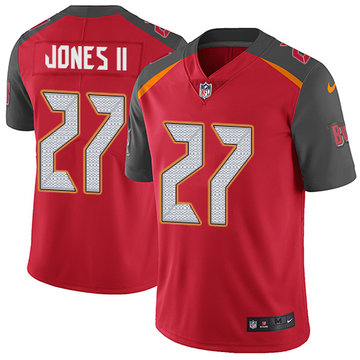 Nike Buccaneers #27 Ronald Jones II Red Team Color Youth Stitched NFL Vapor Untouchable Limited Jersey