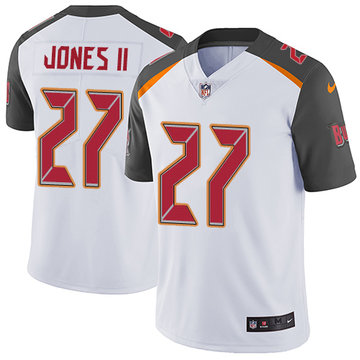 Nike Buccaneers #27 Ronald Jones II White Youth Stitched NFL Vapor Untouchable Limited Jersey