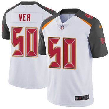 Nike Buccaneers #50 Vita Vea White Youth Stitched NFL Vapor Untouchable Limited Jersey