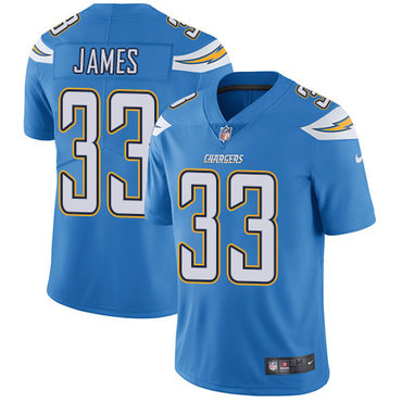 Nike Chargers #33 Derwin James Electric Blue Alternate Youth Stitched NFL Vapor Untouchable Limited Jersey
