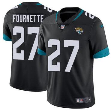 Nike Jaguars #27 Leonard Fournette Black Alternate Youth Stitched NFL Vapor Untouchable Limited Jersey