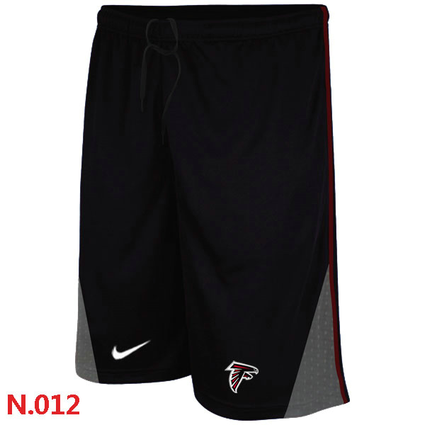 Nike NFL Atlanta Falcons Classic Shorts Black