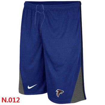 Nike NFL Atlanta Falcons Classic Shorts Blue