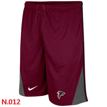 Nike NFL Atlanta Falcons Classic Shorts Red