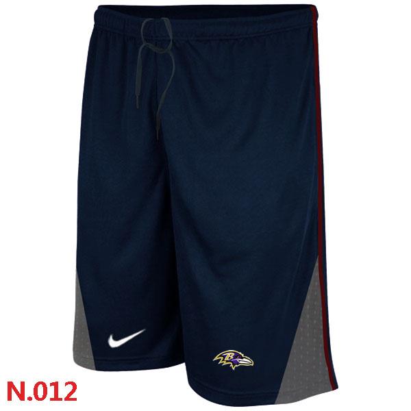 Nike NFL Baltimore Ravens Classic Shorts Dark blue