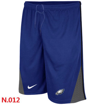 Nike NFL Philadelphia Eagles Classic Shorts Blue