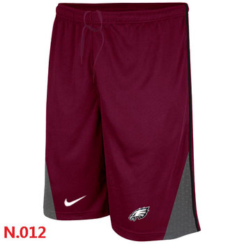 Nike NFL Philadelphia Eagles Classic Shorts Red