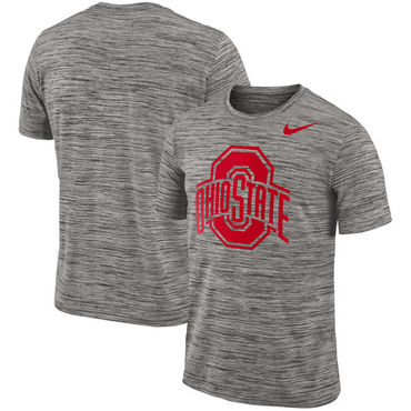 Nike Ohio State Buckeyes 2018 Player Travel Legend Performance T Shirt