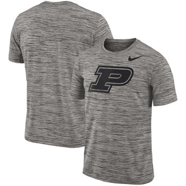 Nike Purdue Boilermakers 2018 Player Travel Legend Performance T Shirt