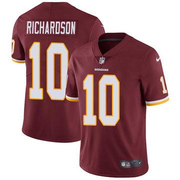 Nike Redskins #10 Paul Richardson Burgundy Red Team Color Men's Stitched NFL Vapor Untouchable Limited Jersey