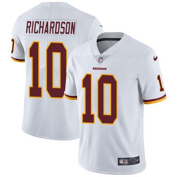 Nike Redskins #10 Paul Richardson White Men's Stitched NFL Vapor Untouchable Limited Jersey