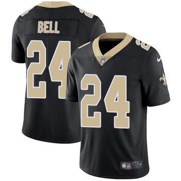 Nike Saints #24 Vonn Bell Black Team Color Men's Stitched NFL Vapor Untouchable Limited Jersey