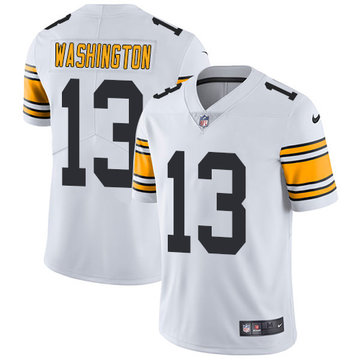 Nike Steelers #13 James Washington White Youth Stitched NFL Vapor Untouchable Limited Jersey