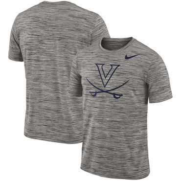 Nike Virginia Cavaliers 2018 Player Travel Legend Performance T Shirt