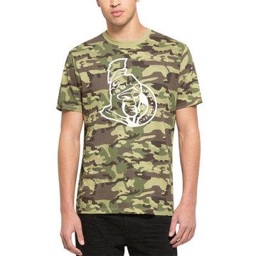 Ottawa Senators '47 Alpha T-Shirt Camo