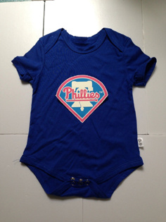 Philadelphia Phillies MLB Kids Newborn&Infant Gear Blue