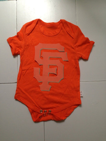 San Francisco Giants MLB Kids Newborn&Infant Gear