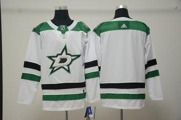 Stars Blank White Adidas Jersey