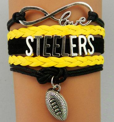 Steelers Bracelets 2