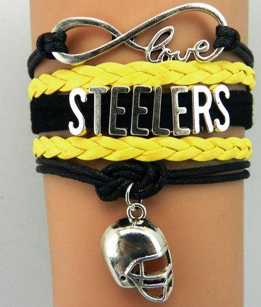 Steelers Bracelets 3