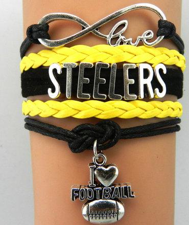 Steelers Bracelets 4