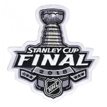 Stitched 2018 NHL Stanley Cup Final Jersey Patch