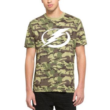 Tampa Bay Lightning '47 Alpha T-Shirt Camo