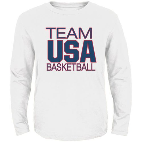 Team USA Basketball Pride for National Governing Body Long