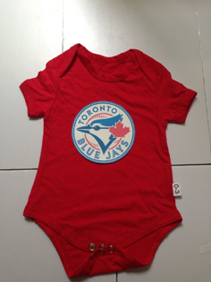 Toronto Blue Jays MLB Kids Newborn&Infant Gear Red