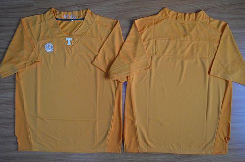 Vols Blank Orange Stitched NCAA Jersey