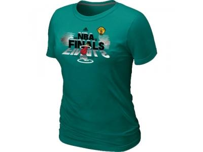 Women Miami Heat adidas 2012 Eastern Conference Champions L.Green T-Shirt