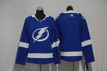 Youth Lightning Blank Blue Youth Adidas Jersey