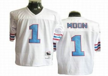 houston oilers 1 warren moon premier throwback