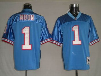 houston oilers 1 warren moon throwback jerseys