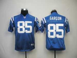 kids jerseys indianapolis colts 85 pierre garcon blue
