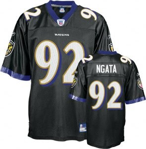 youth baltimore ravens 92 haloti ngata black jerseys