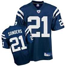 youth indianapolis colts 21 bob sanders blue jerseys