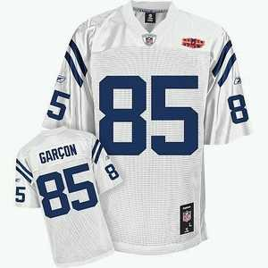 youth indianapolis colts 85 pierre garcon jersey white color