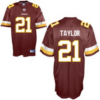 youth jerseys washington redskins 21 s taylor red